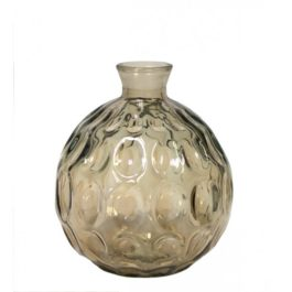 RECYCLED GLASS BARCELONA BUBBLE VASE FROM LUBECH LIVING