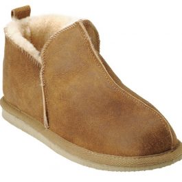 LADIES ANNIE 100% SHEEPSKIN SLIPPER (EU37UK4)