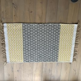 STRIPED ECO COTTON RUG