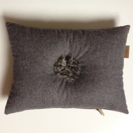 Shepherd Home 100% wool cushion