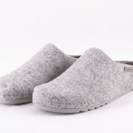 100% WOOL FELT IRIS SLIPPERS