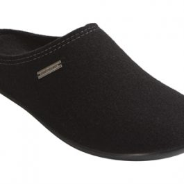 100% WOOL FELT JON SLIPPER (EU46 UK11 1/2)
