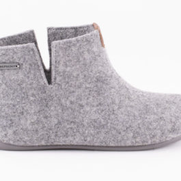 100% WOOL FELT ESTER BOOT SLIPPER