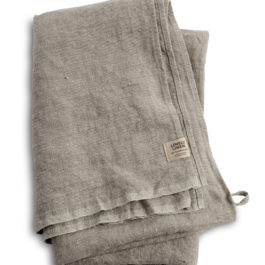 NATURAL 100% LINEN HAMMAN TOWEL