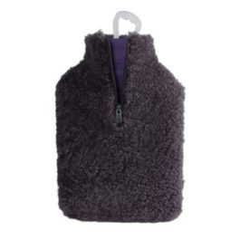 100% SHEEPSKIN HOT WATER BOTTLE COVER