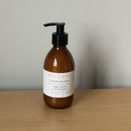 LUXURIOUS HAND AND BODY LOTION IN A RANGE OF FRAGRANCES